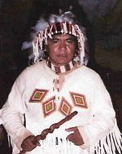 Abraham, Chief Raymond Davis