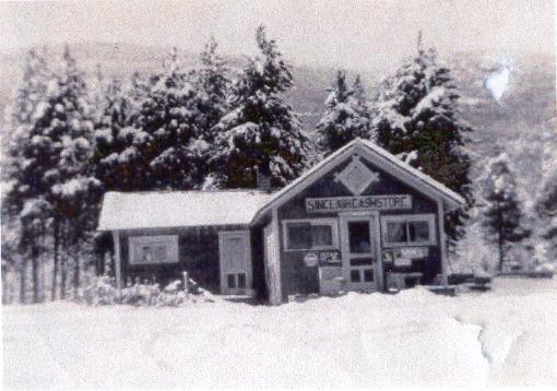 Sinclair Cash Store