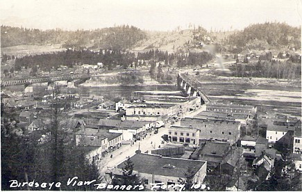 Bonners Ferry 1927