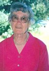 Nelson, Geneva Goldie (Swain) 1907 - 2004