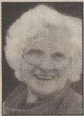 Cossairt, Ruth Lorraine (Washburn) Nieman  1919 - 2005