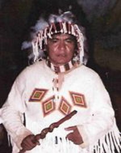 Abraham, Chief Raymond Davis 1954-2007